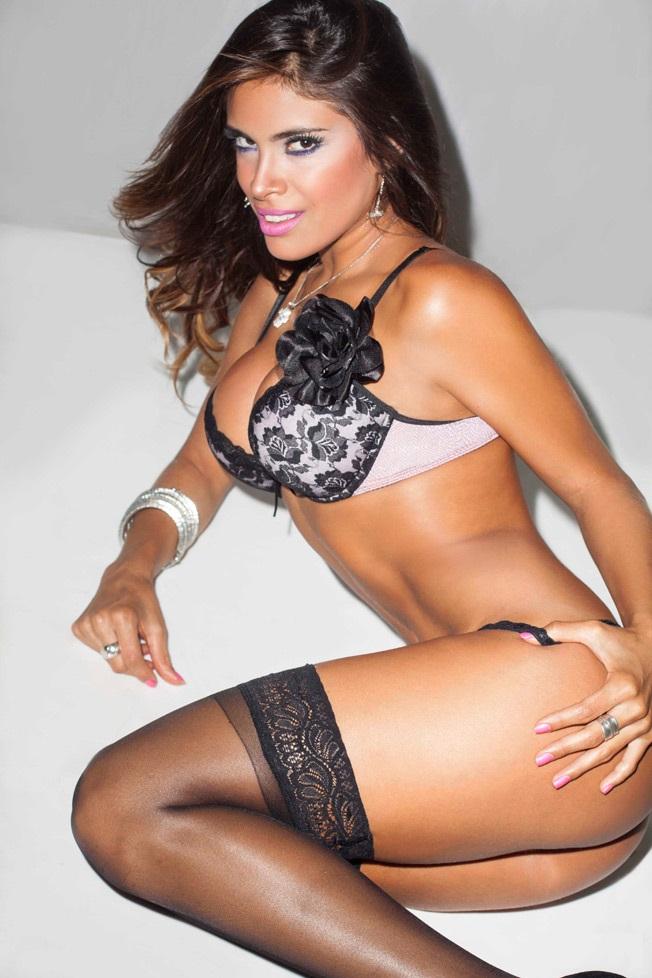 Jessica Barrantes - Galeria 1 Foto 1