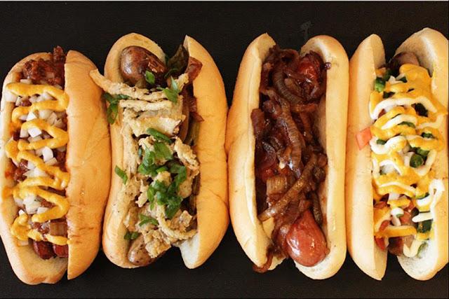 Biker Jim's Gourmet Dogs | Quirky, Brown Love