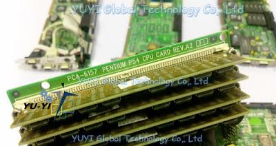 PCA-6157 PENTIUM P54 CPU CARD REV.A2 01