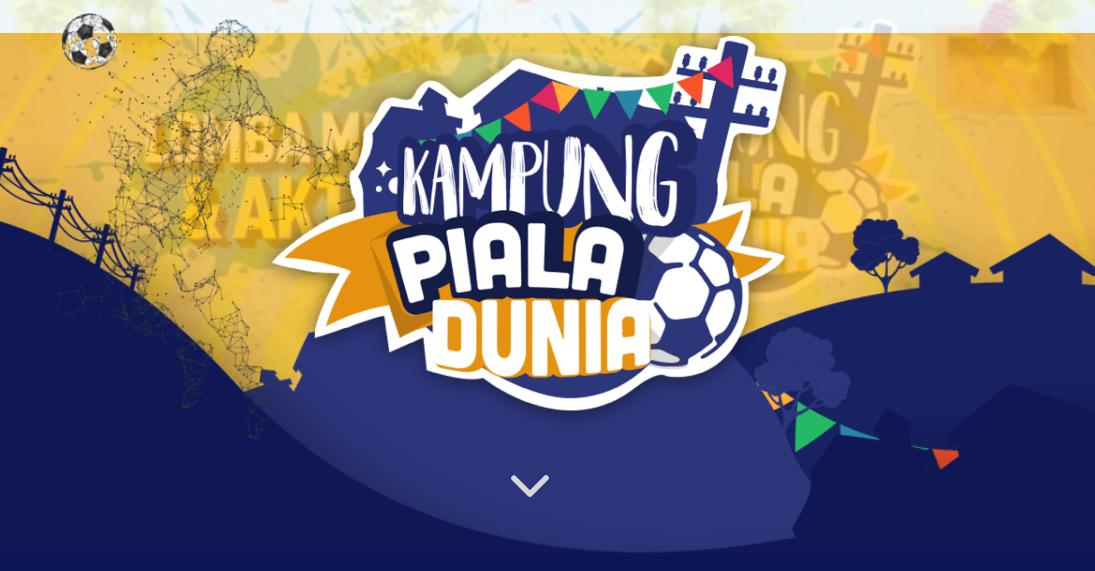 [Gratis] Lomba Video Kampung Piala Dunia 2018 di Transmedia, Hadiah 1/2 Miliar