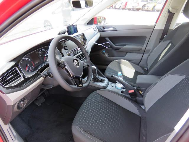 VW Polo 200 TSI Comfortline 2018