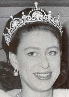 Lotus Flower Tiara United Kingdom Princess Margaret