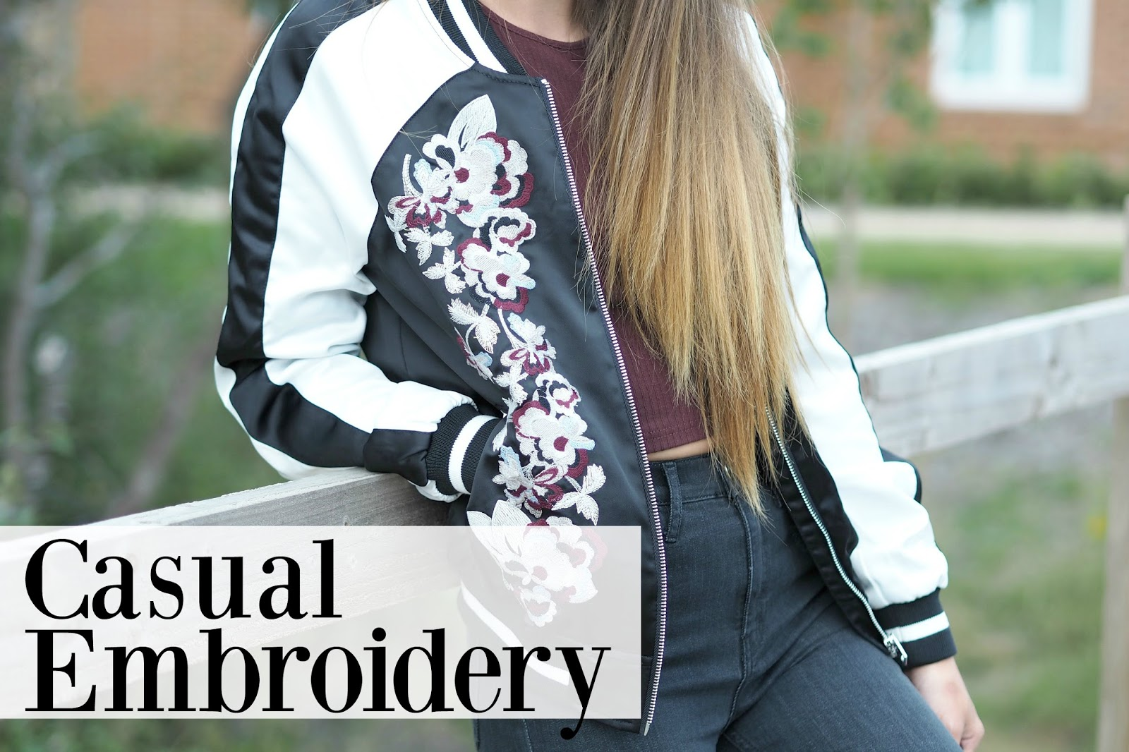 embroidered bomber jacket trend 2016