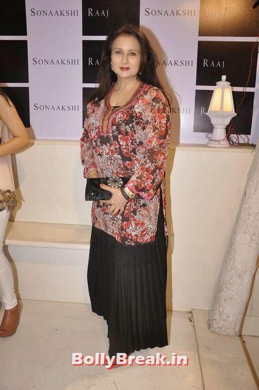 Poonam Dhillon, Yami Gautam, Malaika Arora Khan, Bipasha Basu and Prachi Desai at Sonaakshi Raaj's Store Launch