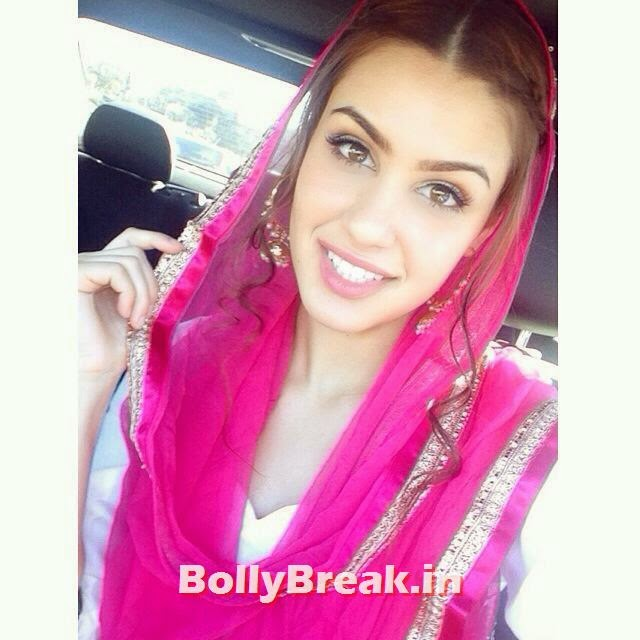 Punjabi Jatti Girl in pink suit, Punjabi Jatti Girl Pics in Punjabi Suit