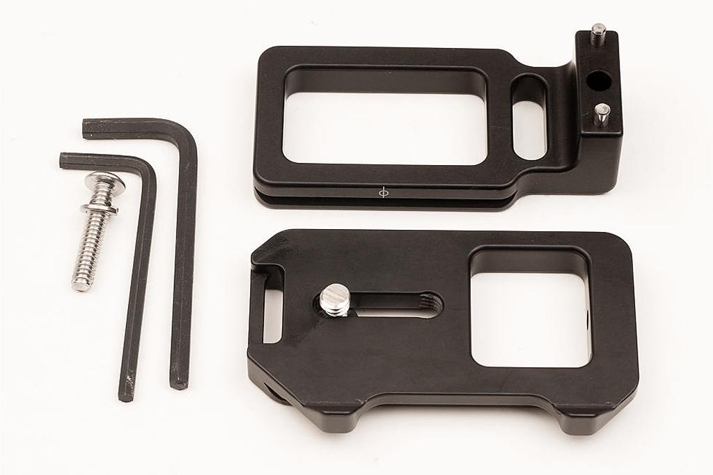 Hejnar PHOTO ND750 L bracket modules w/ tools