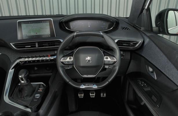 2017 Peugeot 5008 GT Line 1.2 Perutech 130