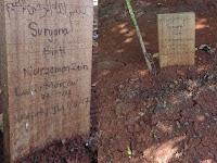 Yana Zein Meninggal 3 Bulan Lalu, Begini Kondisi Makamnya, Miris!