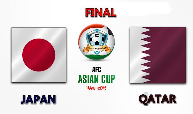 مشاهدة مباراة قطر واليابان بث مباشر 1-2-2019 نهائي كاس اسيا