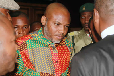 """Biafra : """"Steer Clear Of Anambra Elections Or I Will Arrest You"""