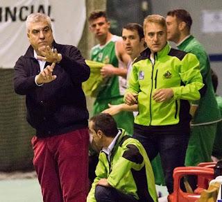 Entrevista al entrenador Juan Carlos García (2017)