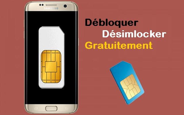 site pour déverrouiller (désimlocker) votre téléphone pour une utilisation avec d'autre cartes SIM