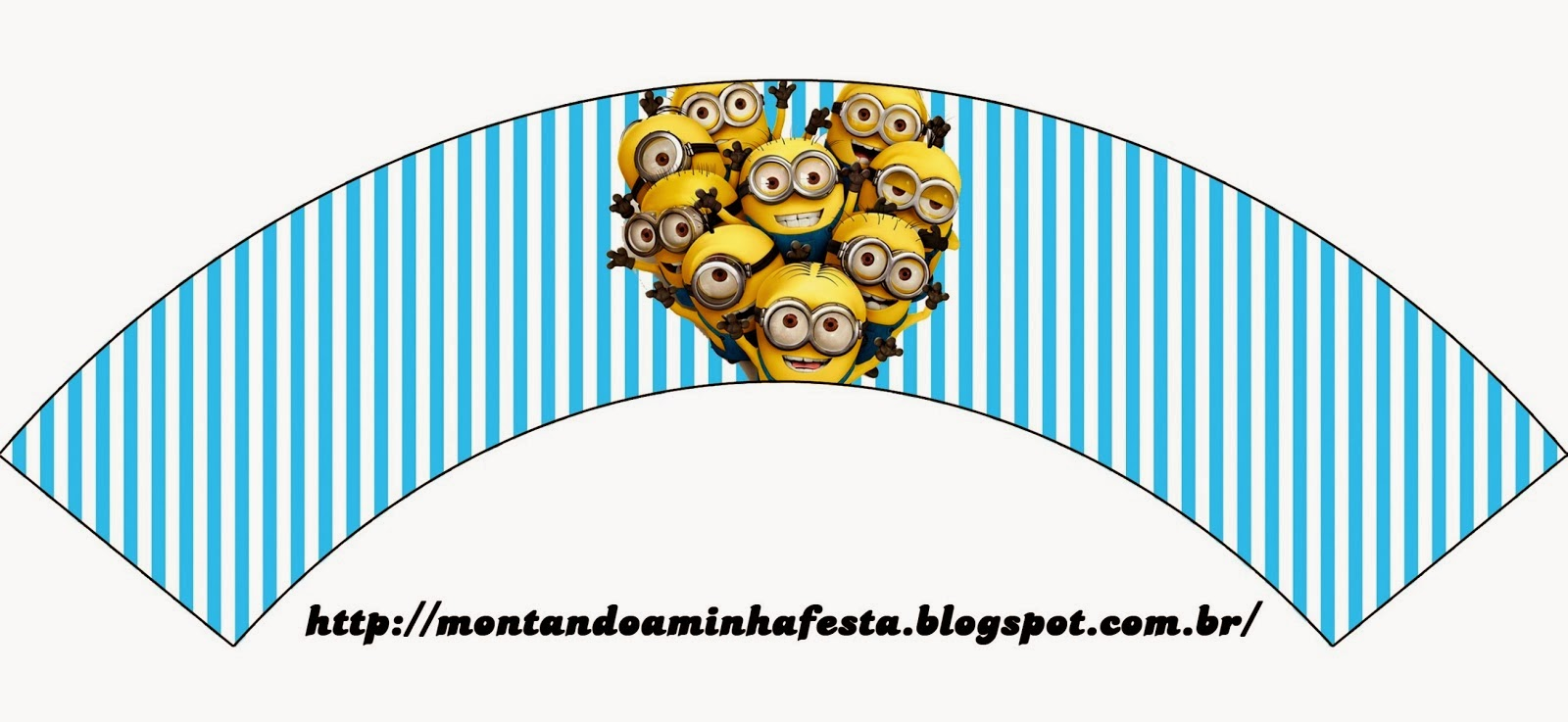Let me sugest you some nice minions party articles from amazon butik