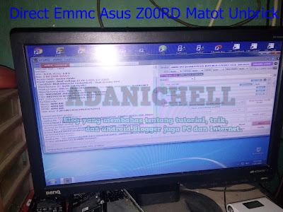 Direct Emmc Asus Z00RD Matot Unbrick