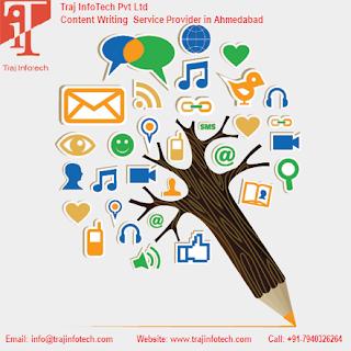 Content Development - Traj InfoTech