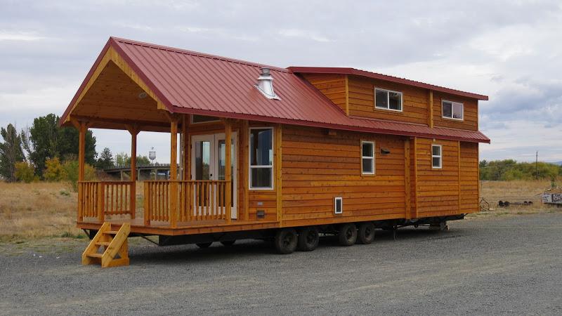 Tiny House Town Classic Double Loft Park Model Home
