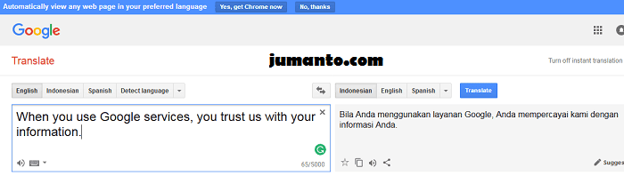 terjemahan otomatis bahasa inggris ke bahasa indonesia
