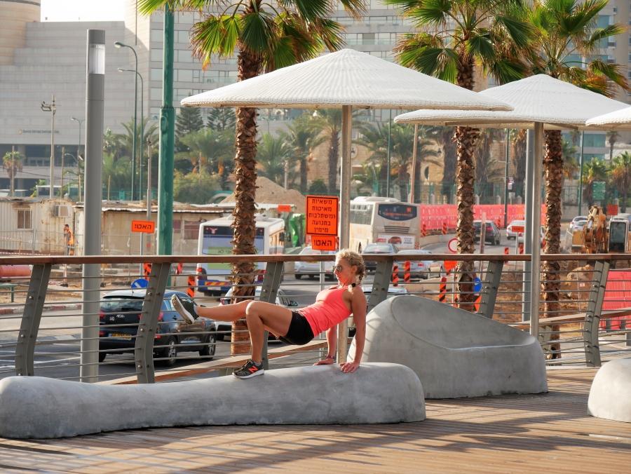 Tel Aviv-Jaffa uimaranta