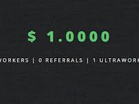 Cara daftar dan Mendapatkan Uang dari Ultraworkers