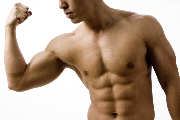 Como aumentar masa muscular peso