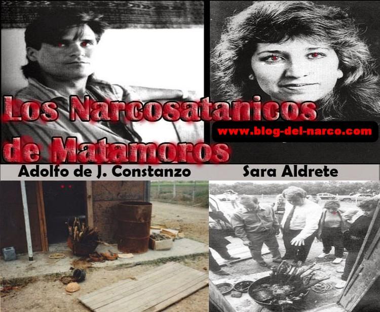 """La increíble historia de la """"narcosatánica"""", la presa más famosa de México"""