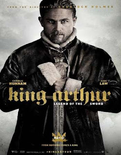 King Arthur Legend of the Sword 2017 English 720p BluRay ESubs