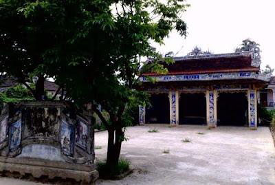 Cho thuê xe dự Lễ thu tế làng Dương Nỗ, xe đời mới