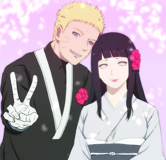 Naruto Tamat Pernikahan Naruto Dan Hinata Jadi Akhir Ceritanya Naruari