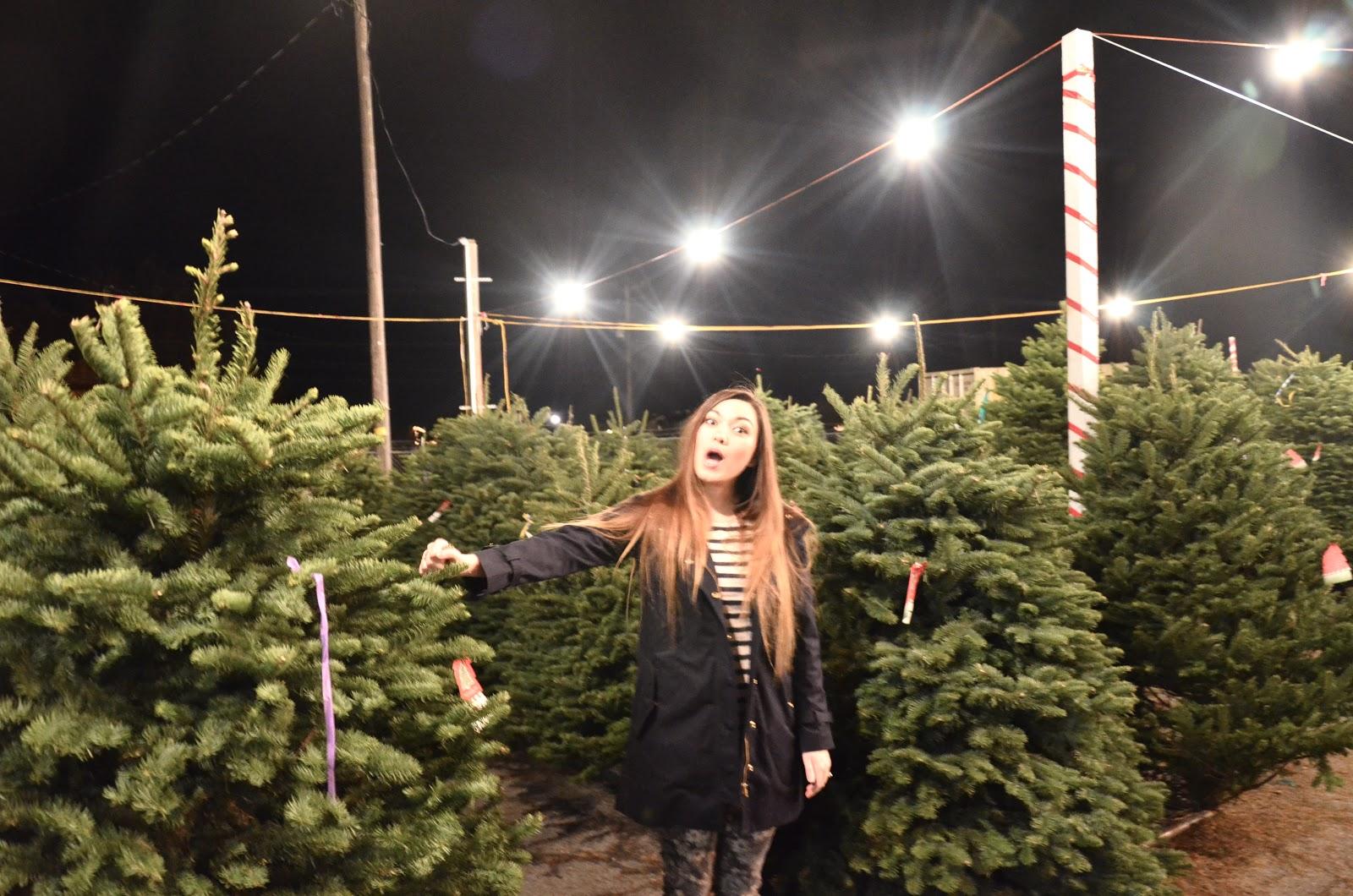 Golden Swank: Christmas Tree Patch