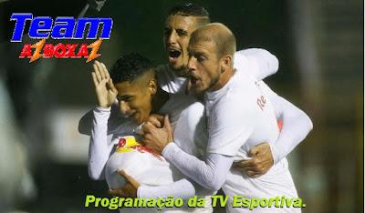 Programação da TV Esportiva ''Terça'' 21/05/19