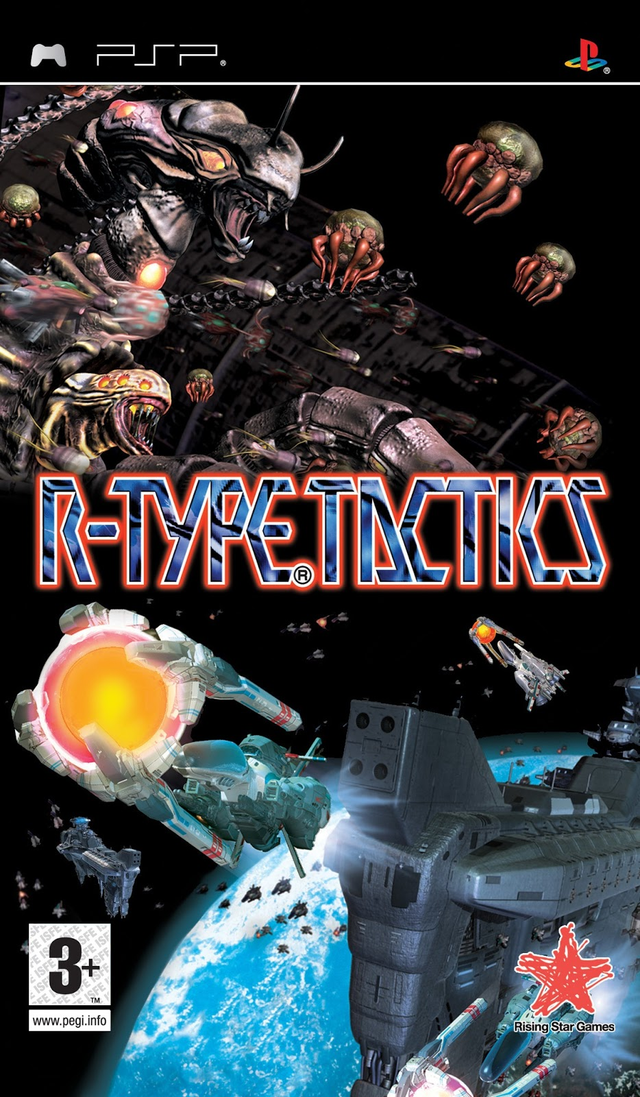 R-Type Tactics - PSP - ISO Download