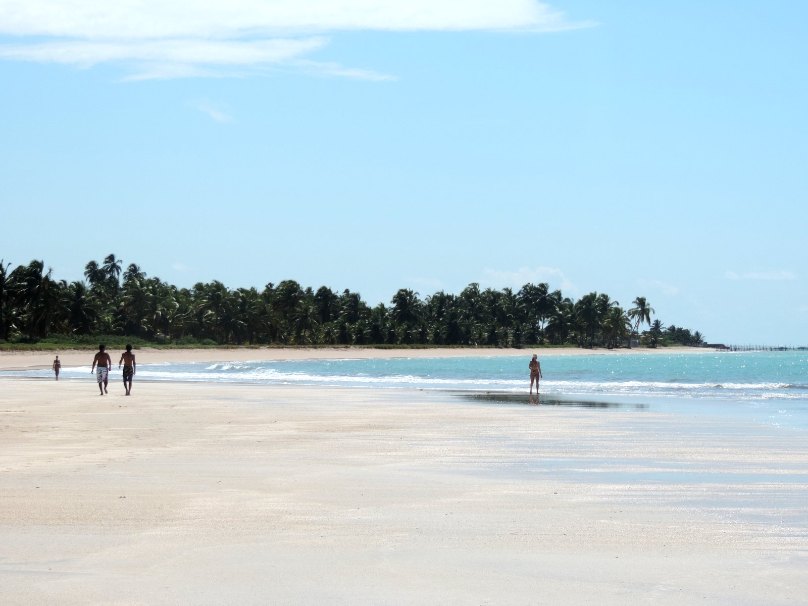 Praia de Ipioca - Maceió.