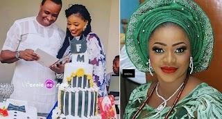 Femi Adebayo Tells New Wife In Birthday Note that he Will Marry her, Again & Again,