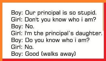 Stupid Funny Quotes Our principal is so stupid funny quotes   QuotesBeautz Stupid Funny Quotes