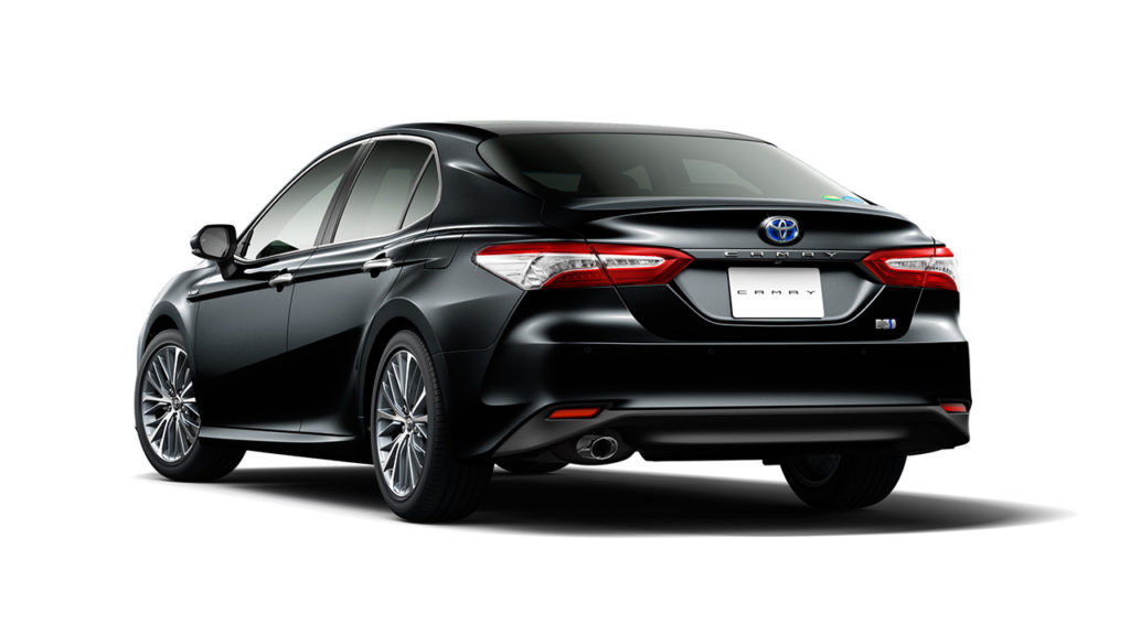 all new toyota camry 2018 thailand ms blog moving to the eighth generation it looks like has unified mid size sedan s design globally na spec gets distinct styles