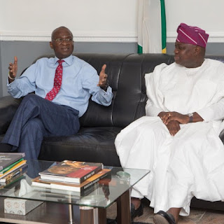 FG hands over State House, Marina to Lagos State Government