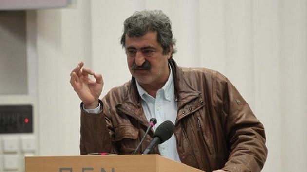 Ο Παύλος στην Τράπεζα της Ελλάδος; Κι εγώ στο υπουργείο Υγείας