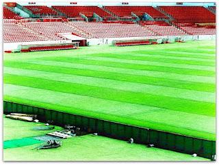 Gramado do Estádio Beira-Rio