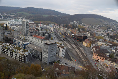 Baden Train Station