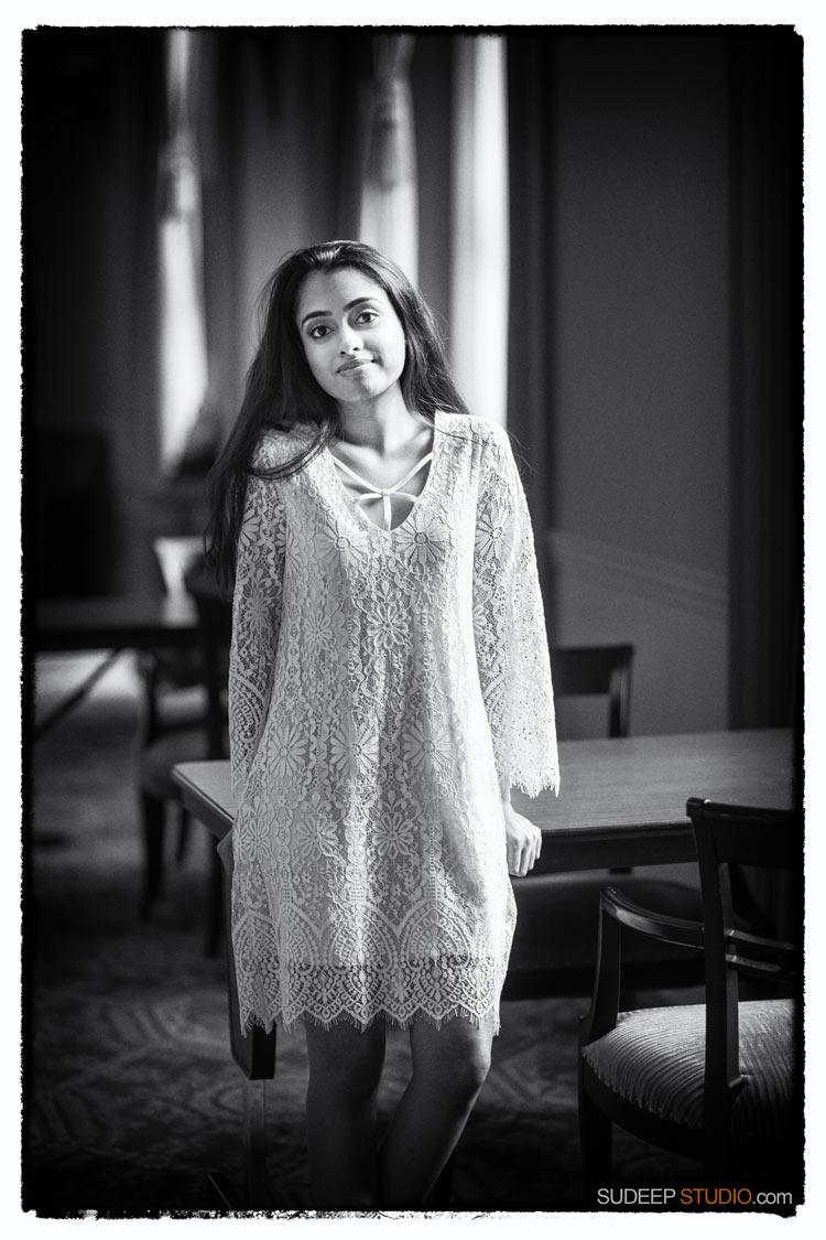 Ann Arbor Magazine Editorial Portrait Photographer Female Model Portfolio Fashion Photography SudeepStudio.com
