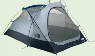 Tenda dengan Lembar Flysheet yang Baik
