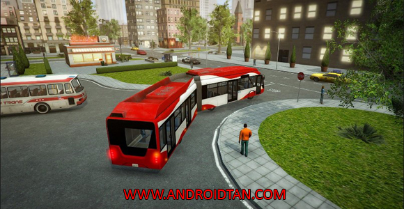 Bus Simulator PRO 2017 Mod Apk for Android