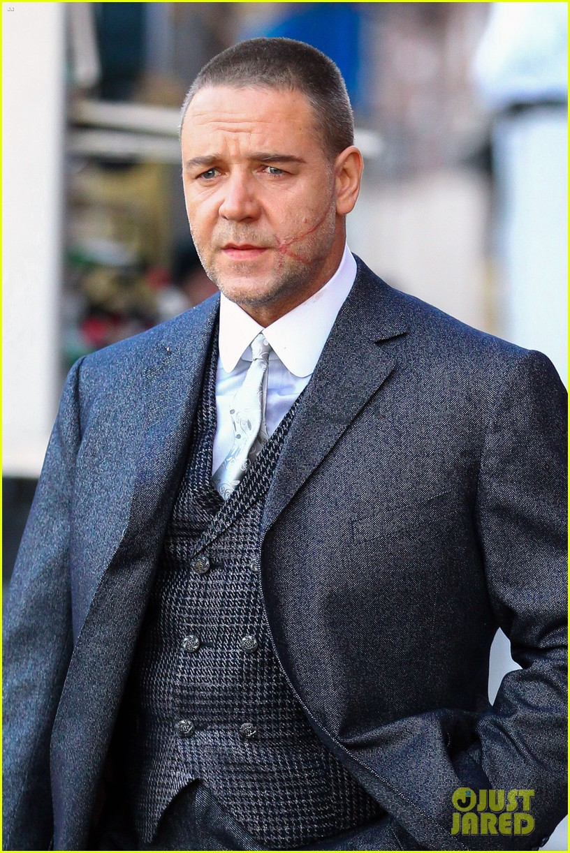 Russell Crowe Hairstyle Men Hairstyles Men Hair Styles