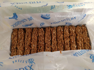Nutribrex coconut crispy in box