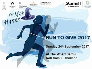 4th Mad hatter run Sunday 24th September at 'The Wharf'