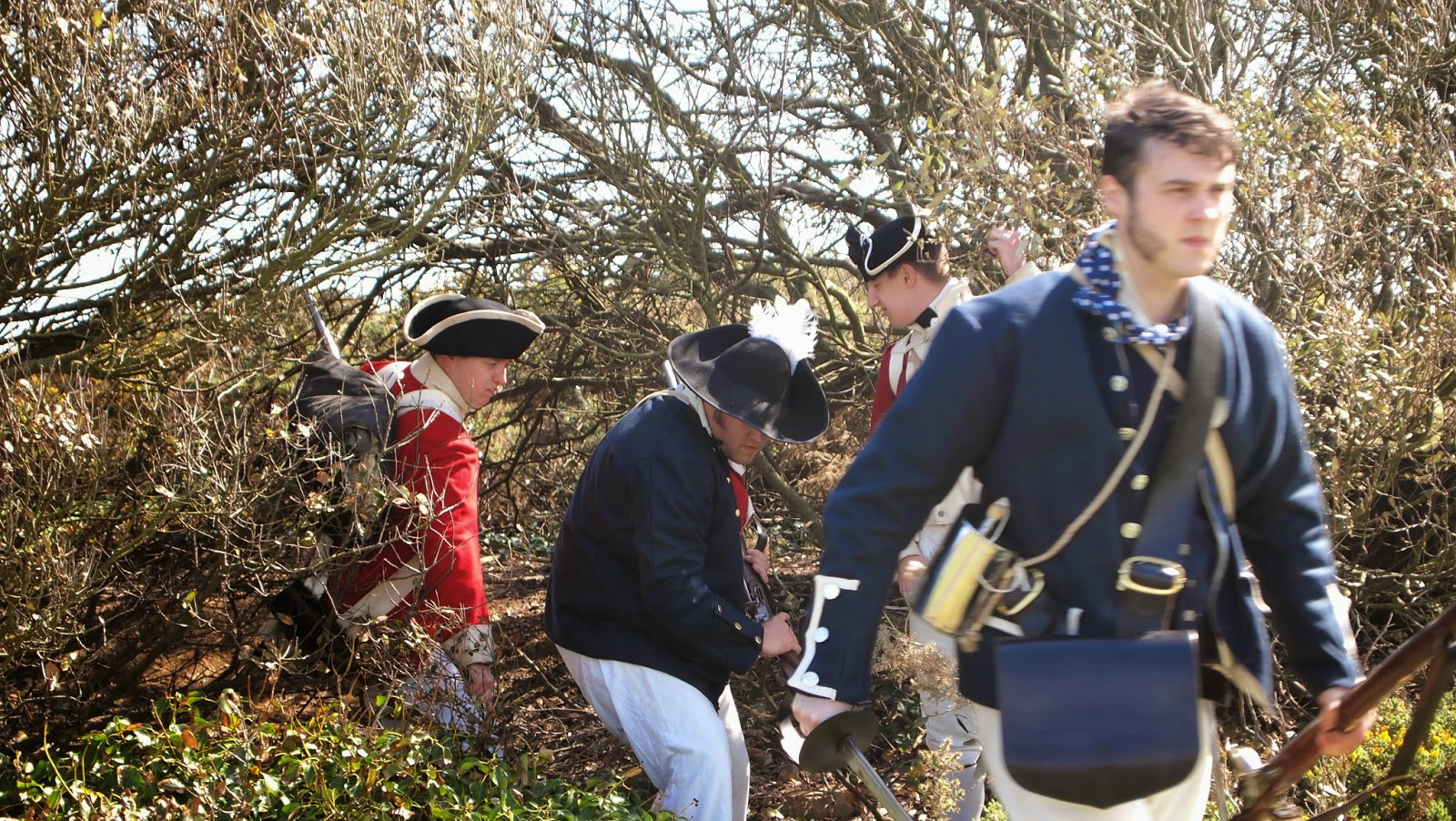 The Royal Navy & Marine Corps of the 1790s: Television