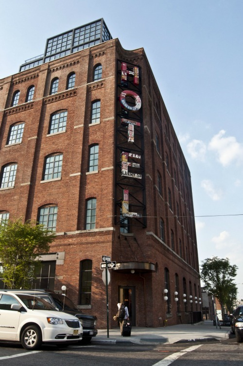 Exterior: Torontothree: The Wythe Hotel