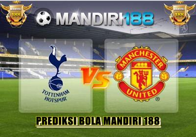 AGEN BOLA - Prediksi Tottenham Hotspur vs Manchester United 14 Mei 2017