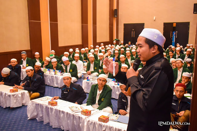Kaderisasi Para Da'i Oleh Divisi Dakwah | LPM Dalwa | Dalwa