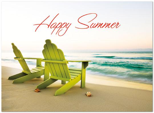 Happy summer greeting card send everyday beautiful happy summer greeting card m4hsunfo